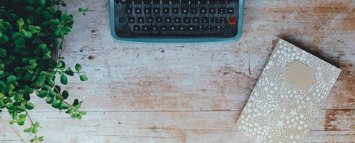 למה לנו לכתוב? על נפלאות הכתיבה.