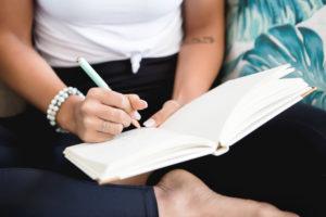 כתיבת רעיונות