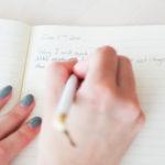 מה קורה לנו במוח כשאנחנו כותבים?